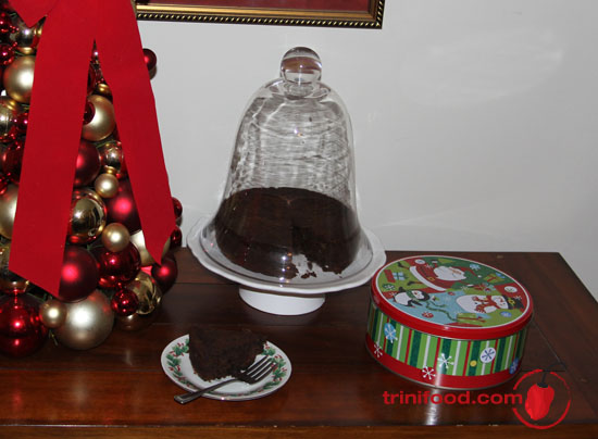Christmas Fruit Cake (Seasonal)
