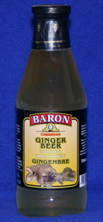 Baron Ginger Beer Concentrate - 26 fl.oz