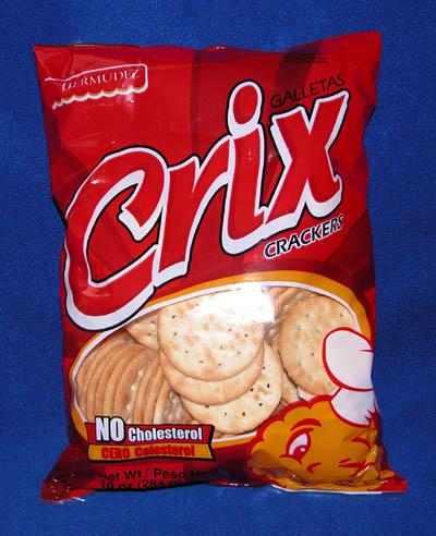 Crix Crackers