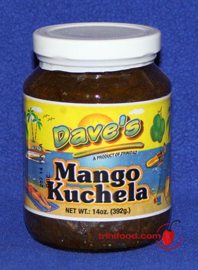 Dave's / Chatak's Mango Kuchela - 14oz