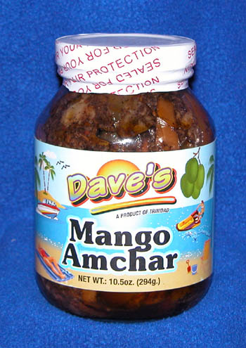 Dave's / Chatak's Mango Amchar - 10.5oz