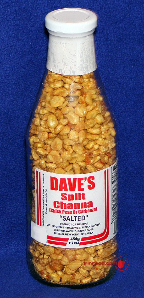 Dave's/Patsy's Split Channa - 16oz