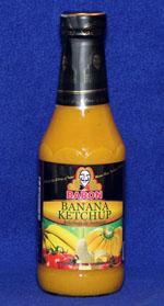 Baron Banana Ketchup - 14 fl.oz