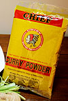Chief Curry Powder - 3oz, 8oz & 17.5oz