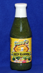 Dave's Trinidad (Paramin) Green Seasoning - 26oz