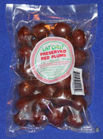 Lat Chiu Mild Preserved Red Plums